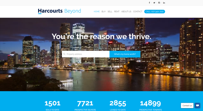 Harcourts Beyond preview